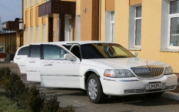 5-ти дверный Lincoln Town Car Limousine FEDERAL 2007 г.в